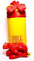 Боксерская груша для детей Full Contact большая Danko toys
