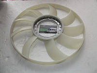 Вентилятор охлаждения Ford Transit 2.5 дизель, 1989-2000. Вентилятор Форд Транзит.