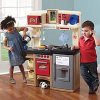 Интерактивная детская кухня с Окном Step2 8389