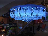 Светодиодная люстра Ø 50 см. с пультом дистанционного управления