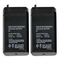 Аккумулятор свинцово-кислотный EMOS 4V 0.7Ah (B9662)
