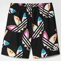 Мужские пляжные шорты adidas Pharrell Surf  AO2991 - 2016