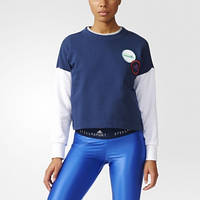 Джемпер женский adidas STELLASPORT Crew Sweatshirt AP6160 - 2016/2