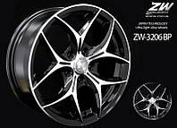 Диски новые, литые ZW 5x114.3 R17