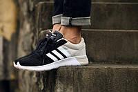 Мужские кроссовки Adidas NEO Black Grey
