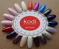 Гель-лаки Kodi Professional палитры цветов часть 2