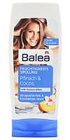 Balea Бальзам - кондиционер для поврежденных и сухих волосBaleaPfirsich & Cocos 300 мл