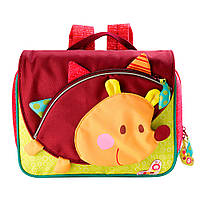 Lilliputiens - Детский школьный рюкзак ежик Симон