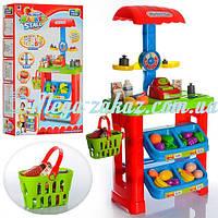 Игровой набор Супермаркет (магазин): весы + касса + корзина