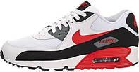 Мужские кроссовки Nike Air Max 90 (найк аир макс) белые