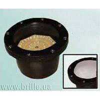 Уличный светодиодный встраиваемый светильник Brille LG-06/L-3 frost