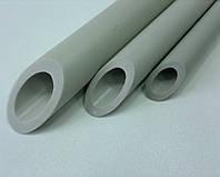 Труба полипропиленовая диаметр 32 мм PN20 для горячего и холодного водоснабжения.