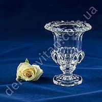 Ваза для цветочных композиций/кэнди-бара, 14 см