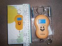 Весы портативные электронные, кантер 40 кг 603 - 1 / 512 L