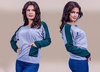 Кофта женская карман, фото 1