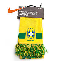 Шарф болельщика сборной Бразилии Nike Brasil National Teams Scarfs
