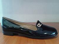 Балетки-туфли женские,лак.р.37.38.39.41.