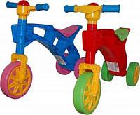 """Каталка-велосипед """"Ролоцикл 3"""" артикул 3220"""