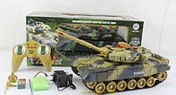 Танк гусеничный на радиоуправлении War Tank 9995
