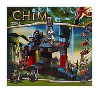 Конструктор Chim 22042 «Сторожевая башня» c чимациклами