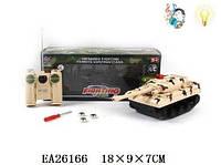 Боевой танк на радиоуправлении для танковых боев 2102B
