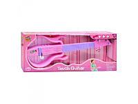 """Детская гитара со струнами """"Touch Guitar"""" 6699 B"""