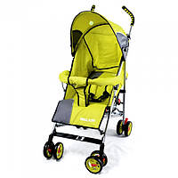 Прогулочная коляска-трость Baby TILLY Walker BT-SB-0001 (желтый)