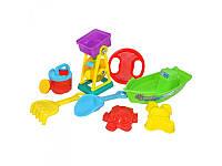 Детский набор для песочницы M 0124 U/R
