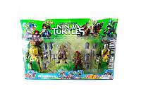 Детский набор игровых фигурок Супергерои TBG 041689 Черепашки ниндзя