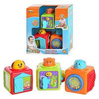 Развивающая игрушка 0613 NL «Функциональные кубики»