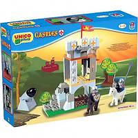 Конструктор UNICO 8574-0000  замок рыцаря (смотровая башня)