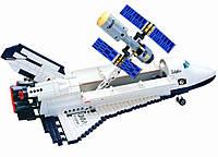 "Конструктор ""Шатл со спутником"" 593 детали Brick-514 (аналог LEGO 3367)"