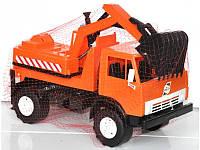 Детская машинка  Камаз-экскаватор Х2 495 Орион