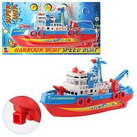 Детский игрушечный интерактивный Катер M 2588