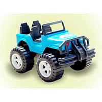 Машинка Джип с сиденьями и большими колёсами 001-2 ТМ Бамсик