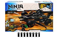 """Конструктор Bela Ninja 70712 """"Атака Коула"""". 285 дет"""