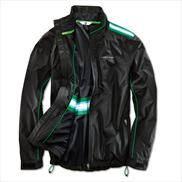 Мужская куртка BMW Golfsport Functional Jacket, men, Black/Green