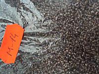 Бісер мікс коричневий 50 грамм
