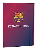Папка на резинке Barcelona A4