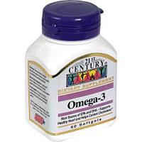 Omega-3 Fish Oil  60 Softgels (Рыбий жир)