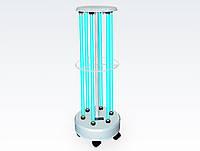 Облучатель бактерицидный 6-ламповый передвижной ОБПе-450М