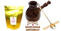 Кофейный набор Легкий старт турка + ложка + кофе