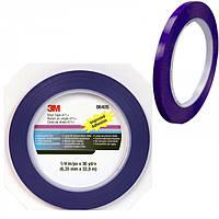 3M 06405 лента контурная SCOTCH 471 (синяя) 6ммх33м