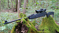 Новинка от ЛАТЭК! Чайка 14 - однозарядная винтовка с газовой пружиной.