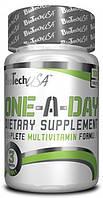 Витамины и минералы One a Day от BioTech (100 табл)