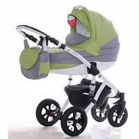 Детская коляска 2 в 1 Adamex Avila LEN 92L - Адамекс Авила.