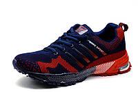 Кроссовки BaaS Adrenaline GTS, мужские, темно-синие с красным, р. 41 42 43 44