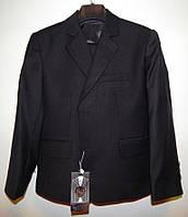 Школьный костюм для мальчиков 6-10 лет черный