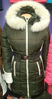 Куртки женские с капишоном