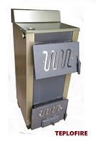 Котёл твердотопливный Огонёк КОТВ мощностью 20 кВт